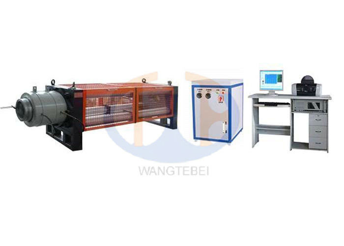 MGW - 5000 Static Load Anchorage Testing Machine High Precision 3400mm Tensile Space